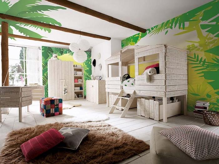 5 советов по применению красок для детских комнат