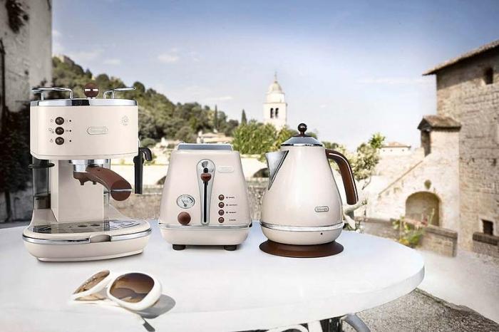 Чайники и кофеварки...
