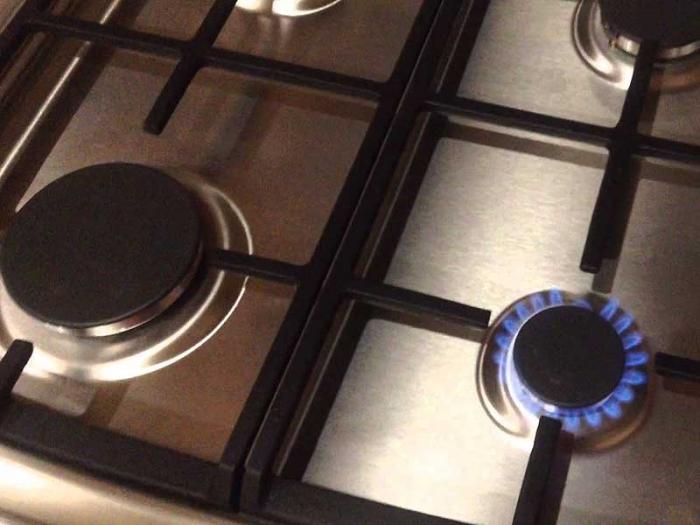 Газовые плиты соперничают с электрическими