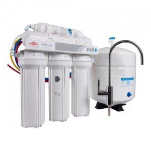 Система обратного осмоса или проточный фильтр