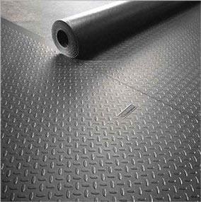 Напольное покрытие для гаража: какой материал выбрать